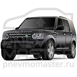 LAND ROVER Discovery 4 (2009-2016)